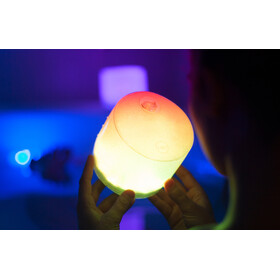 MPOWERD Luci Color Linterna solar inflable